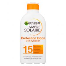 Garnier Ambre Solaire Ultra-Hydrating Shea Butter Sun Protection Cream SPF15 200ml