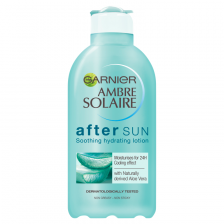 Garnier Ambre Solaire Hydrating Soothing After Sun Lotion 200ml