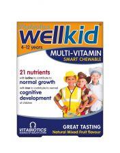 Vitabiotics Wellkid - 30 Pack