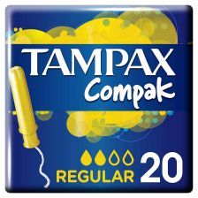 Tampax Compak Regular (20)