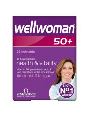 Vitabiotics Wellwoman 50+ (30)