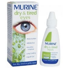 Murine Dry & Tired Eyes Eye Drops 15ml