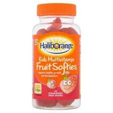Haliborange Kids Multivitamins Strawberry Softies - 30 Pack