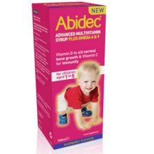 Abidec Advanced Multivitamin 150Ml