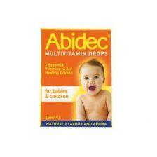 Abidec Drops 25Ml
