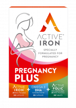 Active Iron Pregnancy Plus 157g