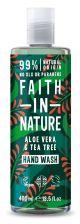 Faith In Nature Hand Wash Aloe Vera & Tea Tree