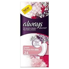 Always Discreet Liner Small (24S)