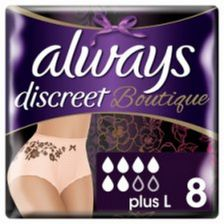 Always Discreet Pants Plus Large Boutique 8
