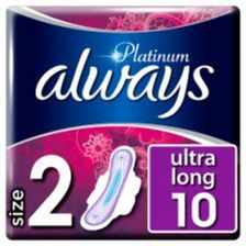 Always Platinum Long Plus 10