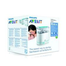 Avent Electric 3in1 Steriliser