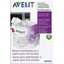 Avent Microwave Steriliser Bags