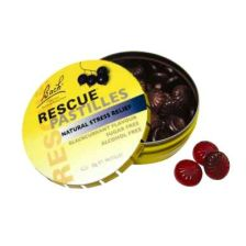 Bach Rescue Remedy Pastilles Blackcurrent 50g