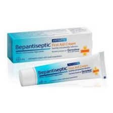 Bepantiseptic First Aid Cream 55G