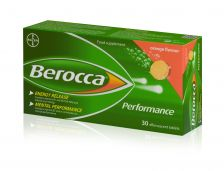 Berocca Effervescent Orange (30)