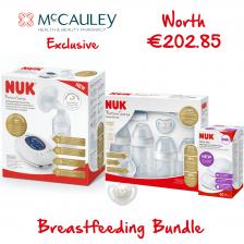 NUK Breastfeeding Bundle Set - Exclusive To McCauley