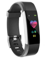Smart Bracelet Jenny Glow - Black