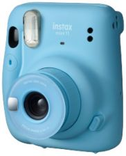 Fuji Instax Mini 11 Blue Without Film
