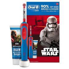 Braun Oral-B Star Wars Gift Set Electric Toothbrush