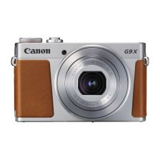 Canon Powershot G9X MK II Silver Camera
