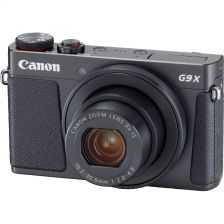 Canon Powershot G9X MkII Black Camera