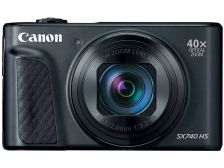 Canon Powershot SX740 Black Camera