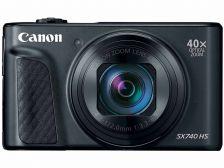 Canon Powershot SX740 Black Camera