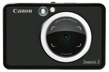 Canon Zoemini S Instant Camera Printer - Matte Black