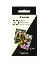 Canon Zoemini Zink Camera Photo Paper - 50 Sheet Pack