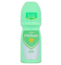 Mitchum Unperfumed Roll On 100ml