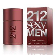 Carolina Herrera 212 Sexy Men Edt Spray 50Ml