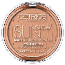 Catrice Sun Glow Matt Bronzing Powder 035