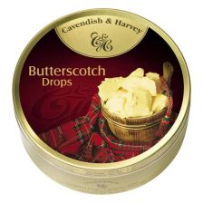 Cavendish & Harvey Travel Sweets Butter Scotch
