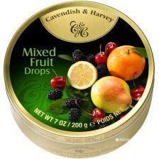 Cavendish & Harvey Travel Sweets Mixed Fruits