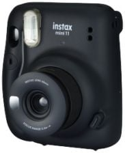 Fuji Instax Mini 11 Charcoal Grey Without Film