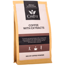 Chi Fit Coffee With Reishi & Other Extracts - (30 Cups of Coffee)
