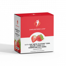 Cholestero Low - Strawberry Flavour Cholesterol Supplement