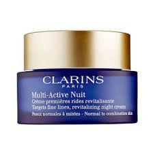 Clarins Multi Active Night Comfort Cream