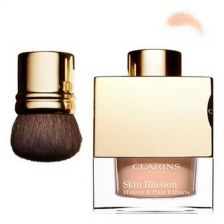Clarins Skin Illusion Loose Pwder Make Up 108