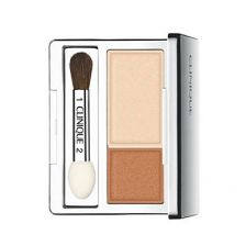 Clinique All About Shadows Duo 04 Ivory Bisque