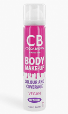Cocoa Brown Body Makeup - Medium - 75 ml