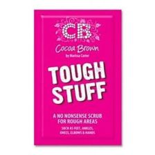Cocoa Brown Tough Stuff Scrub Sachet 50ML