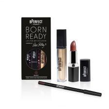 BPerfect Ellie Kelly Born Ready Lip Kit Secret