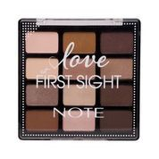 Note Cosmetics Love At First Sight Eye Palette 201 Daily Routine