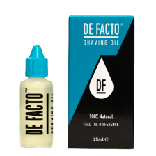 De Facto Shaving Oil - 25ml