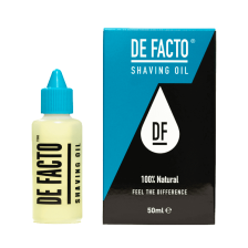 De Facto Shaving Oil - 50ml