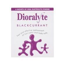 Dioralyte Sachet Blackcurrant  - 20 Pack - 8081598 OTC