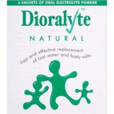 Dioralyte Sachet Natural (1 Sachet))