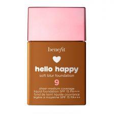 Benefit Hello Happy Soft Blur Foundation 09