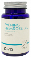 Aya Evening Primrose Oil 1000mg Capsules - 30